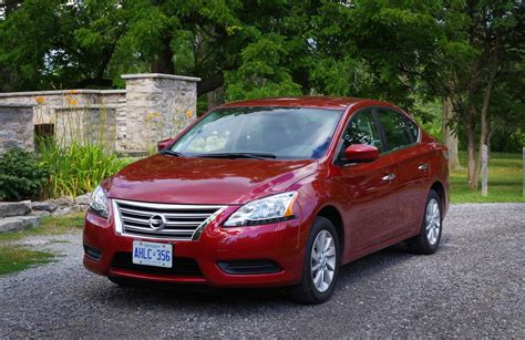 nissan sentra blue 2015 review 2015 nissan sentra sv canadian auto review