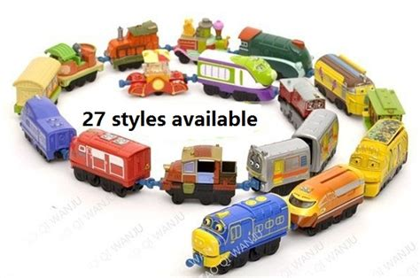 Jual Chuggington Diecast by New Single Sale Best Quality Chuggington Toys Small