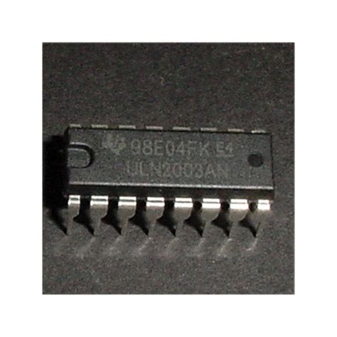 capacitor value k1k integrated circuit uln2003 28 images ic uln2003 ic s electronic uln2003 chips electronic