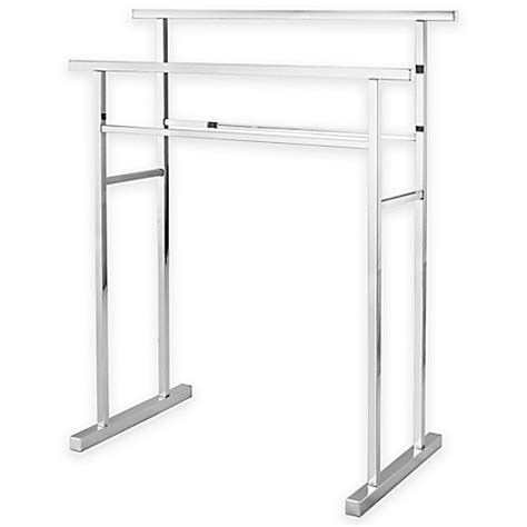Kingston Brass 2 Tier Freestanding Towel Rack Bed Bath Beyond
