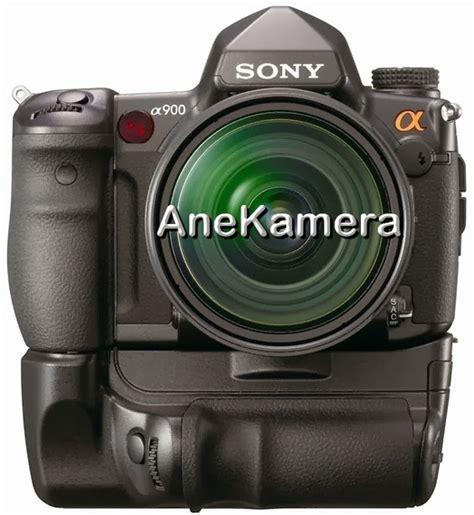 Sony Dslr Terbaru harga kamera dslr sony alpha 900 frame terbaru info