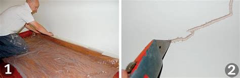 Repairing Hairline Cracks In Plaster Ceiling by How To Patch Up Plaster Homebuilding Renovating