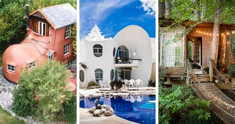 unique rentals 7 incredibly unique airbnb rentals that will make you want