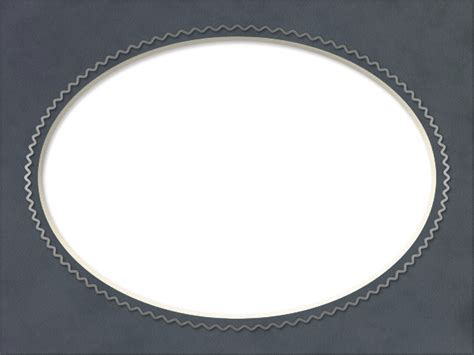 Oval Mat For Picture Frame by Presentation Photo Frames Wide Oval Mat Style 26
