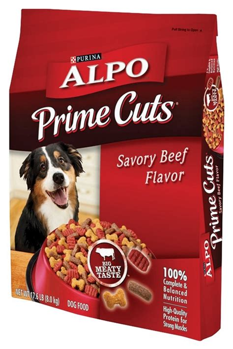 Food Alpo Prime Cuts With Beef Flavor In Gravy 623g alpo prime cuts 1113214544 food 16 lb savory beef