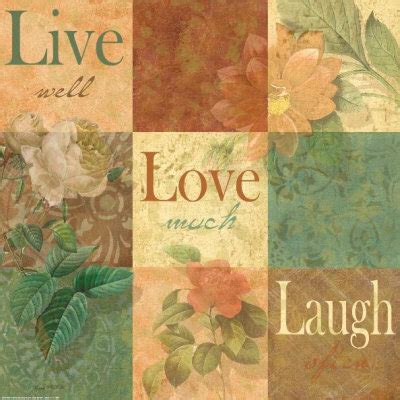 live laugh love shabby chic vintage blog shabby chic nine patch live laugh love poster by grace