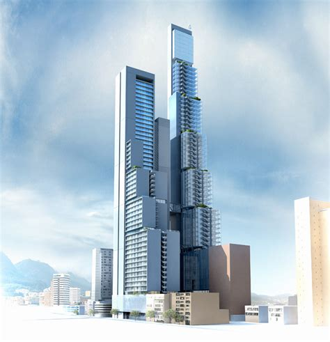 iluminacion navideña bogota 2018 bd bacat 225 se construye en bogot 225 el edificio m 225 s alto de