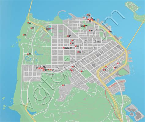 dogs 2 map dogs 2 scoutx locations guide vgfaq