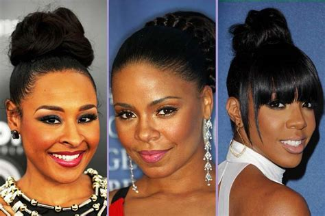 2017 hair trends for black women top 15 trendy updo hairstyle for black women that look great