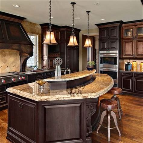 hickory kitchen island hickory kitchen island design pictures remodel decor