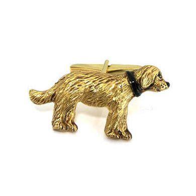 golden retriever cufflinks golden retriever cufflinks cufflinks depot