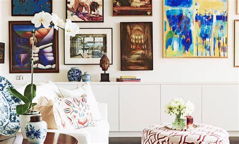 arredare pareti con quadri arredare con i quadri per uno stile d autore leitv