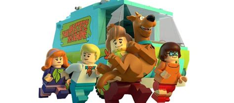 Lego Scobydoo Evil network premieres for november 23 quot regular show