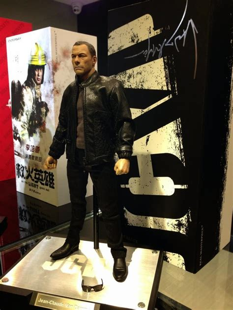 film action vandam 2014 enterbay teases jean claude van damme figure the toyark