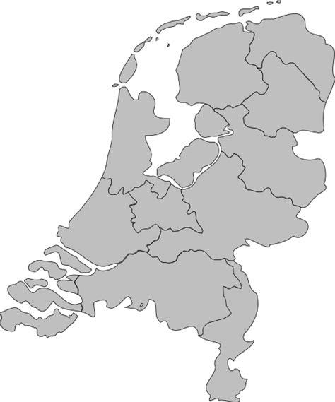 netherlands map icon kaart nederland jan clip at clker vector clip