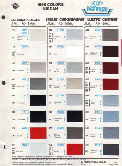 high quality dupont paint distributors 10 dupont metallic paint color chart newsonair org