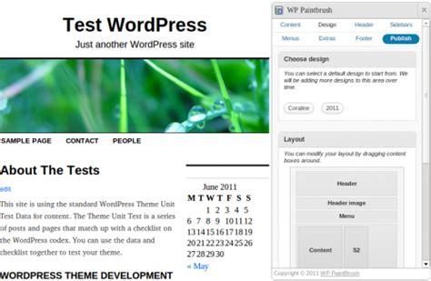 layout editor for wordpress dise 241 ando temas wordpress sin saber programaci 243 n