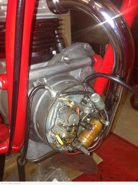 bmw r26 restoration rebuilding a 1950 s bmw basketcase