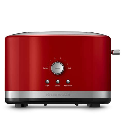 New Toaster Getra 6 Slot kitchenaid 2 slice wide slot toaster w high lift lever