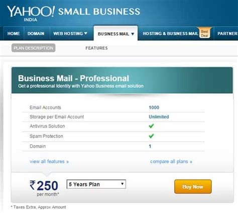 best email hosting services 5 best business email hosting services for your domain