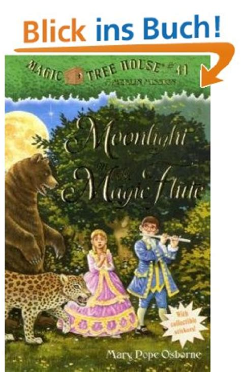 moonlight on the magic flute the magic tree house wiki