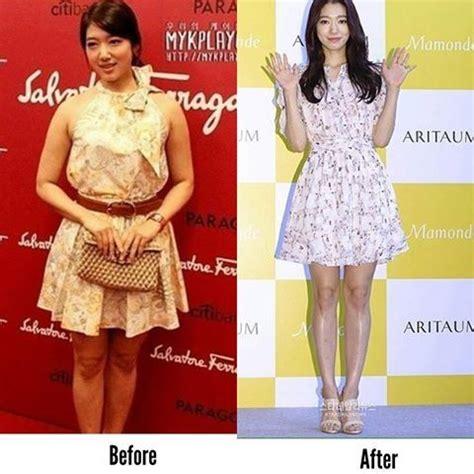 k weight loss plan park shin hye weight loss plan k drama amino