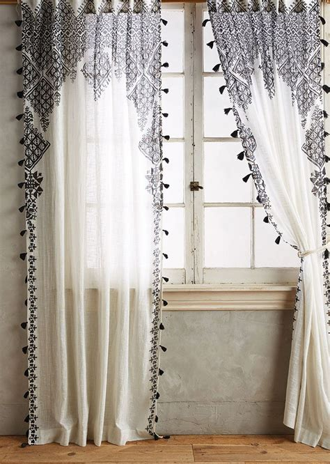 bohemian curtains best 25 bohemian curtains ideas on pinterest gypsy