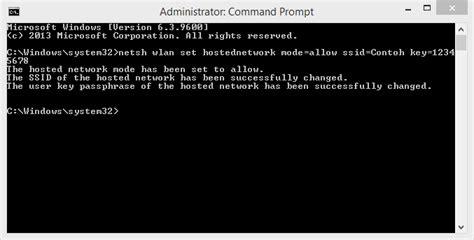 membuat jaringan lan dengan cmd cara mudah membuat jaringan wlan dengan command prompt