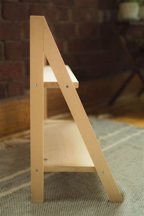 step ladder side table full tutorial woodworking