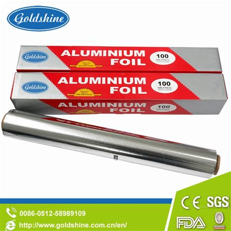 Household Uses Of Aluminum Foil by Household Shopping Aluminum Foil Roll Sgs Fda