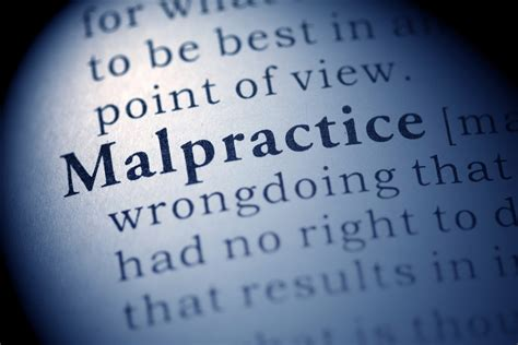 Malpractice Search Malpractice Claims