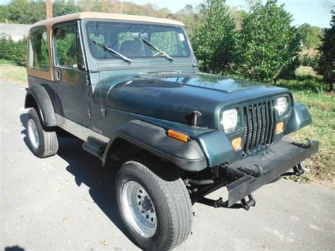 auto air conditioning repair 2008 jeep wrangler seat position control 1994 jeep wrangler 4x4 4 liter 6 cylinder 5 speed hard top cold air conditioning for sale jeep