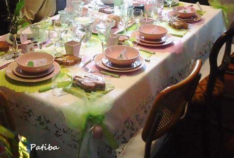 imbandire una tavola apparecchiare e decorare la tavola di pasqua ieri oggi