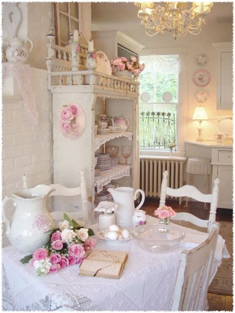 Seprai Shabby Chic 2 vintage shabby pink kitchen shabby chic