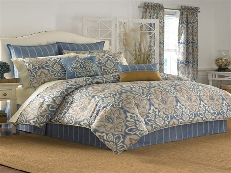 luxury bed design croscill comforter sets blue croscill