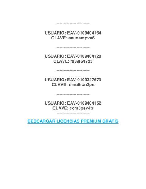 seriales eav nod32 seriales y licencias nod32 2014