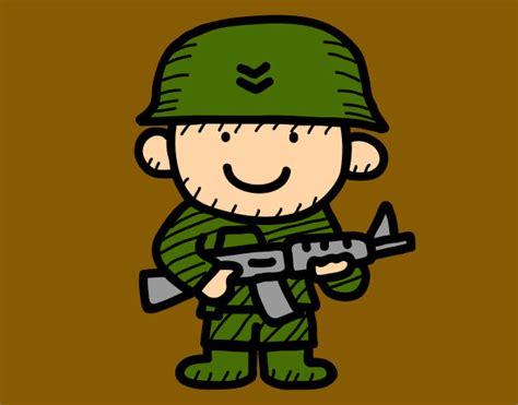 imagenes soldado ingles dibujo de soldado pintado por federicci en dibujos net el