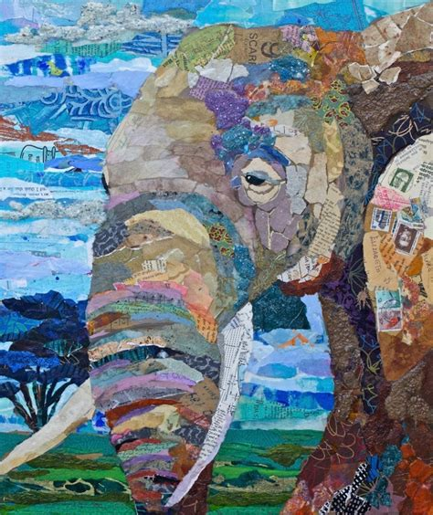 How To Make A Paper Mosaic Collage - the 25 best ideas about paper mosaic on