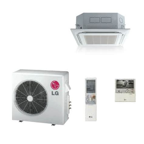 ductless mini split cassette lc246hv lg lc246hv 23 000 btu ductless single zone