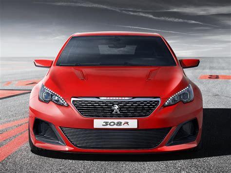 peugeot 308 r concept revealed gets rcz r engine