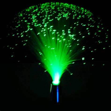 Led Color Changing Lights by Color Changing Led Fiber Optic Nightlight L Small