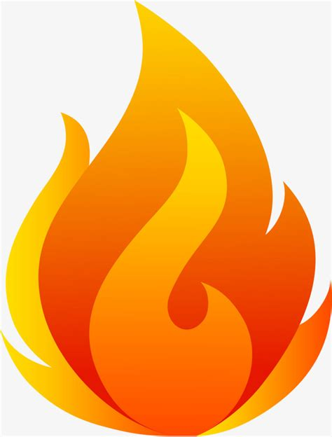 Flaming fire, Red Flame, Red Flame, Vector Fire PNG and Vector for Free Download