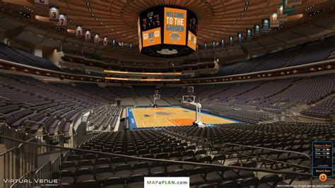 section 111 msg madison square garden seating chart section 111 view