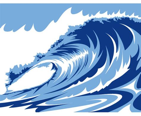 best photos of wave symbol vector graphics wave vector 4 an images hub