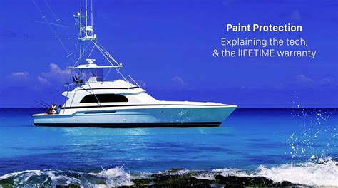 boat paint protection film marine paint protection explained diversity marine films