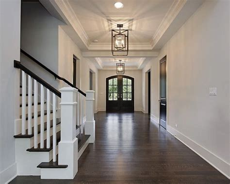foyer lights 8 foot ceiling contemporary entryway foyer decorating ideas interior design