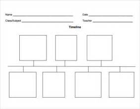 Timeline Template Printable by 8 Best Images Of Blank Construction Timeline Template