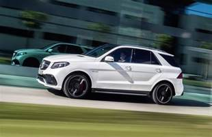 new mercedes gle class unveiled coming to new york