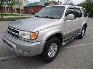 Cars Similar To Toyota 4runner Toyota 4runner 2000 Indianapolis Mitula Cars
