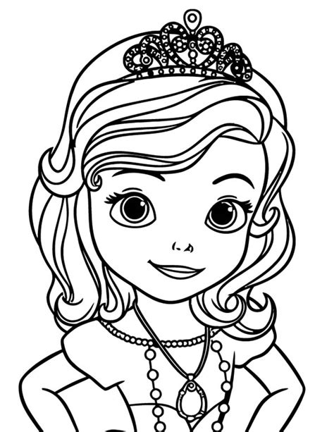 sofia the coloring page sofia the coloring pages fotolip rich image